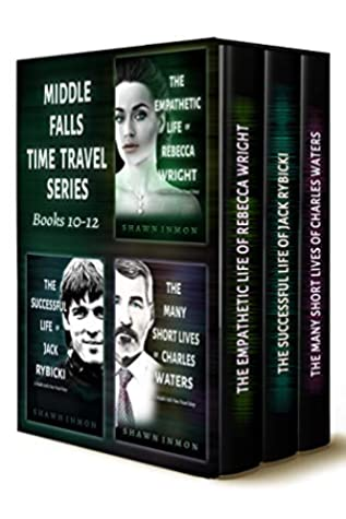 Middle Falls Time Travel Series, Books 10-12: Middle Falls Time Travel Boxed Sets Book Four