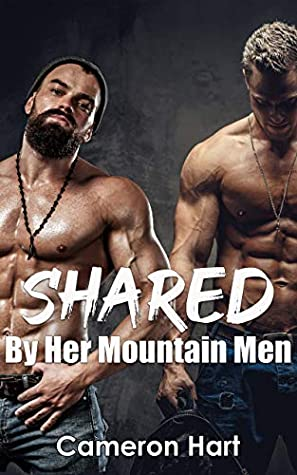Shared By Her Mountain Men: A Ménage Romance