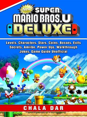 New Super Mario Bros U Deluxe Levels Characters Stars Coins