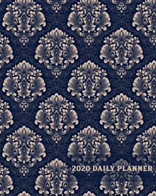 daily planner vintage victorian design one year day