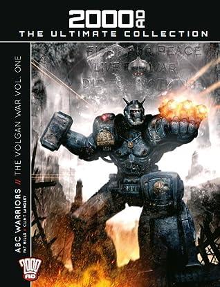ABC Warriors//The Volgan War: Volume One.