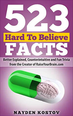523 Hard To Believe Facts