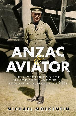 "goodreads — ""Anzac & Aviator"""