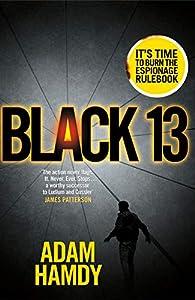Black 13 (Scott Pearce, #1)