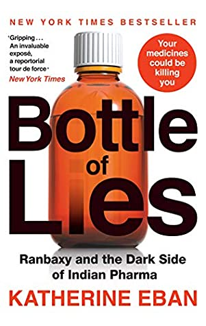 Bottle of Lies  by Katherine Eban