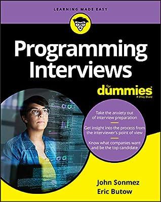 Programming Interviews For Dummies (For Dummies (Computer/Tech))