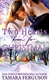 Two Hearts Home for Christmas (Two Hearts Wounded Warrior Romance, #10)