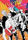 Given, Vol. 1 by Natsuki Kizu