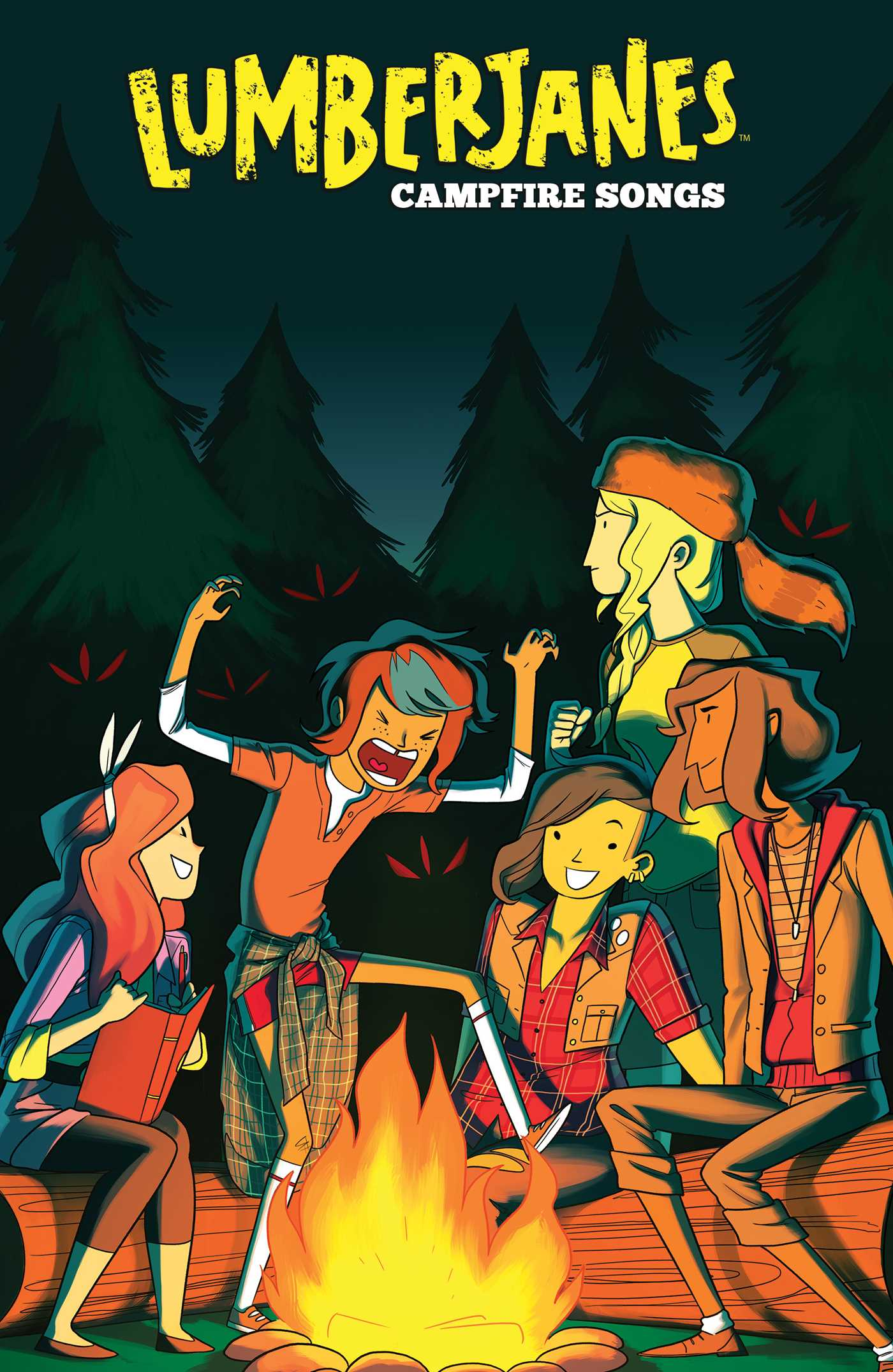 Lumberjanes: Campfire Songs by Shannon Watters