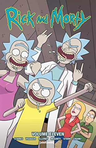 Rick and Morty, Vol. 11