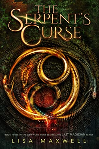 The Serpent's Curse (The Last Magician, #3)
