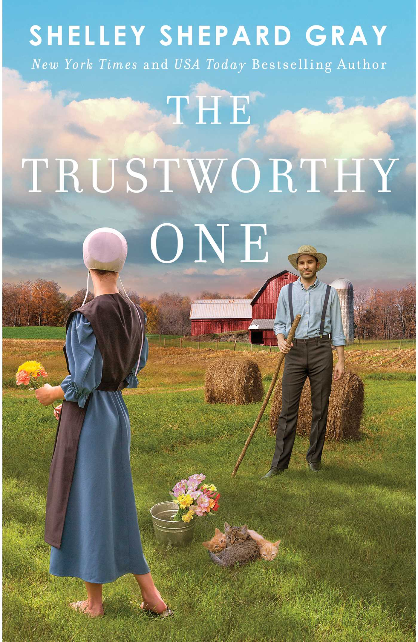 The Avid Reader The Trustworthy One By Shelley Shepard Gray