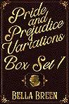 Pride and Prejudice Variations Box Set 1