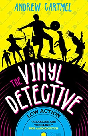 The Vinyl Detective: Low Action (Vinyl Detective 5)