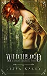Witchblood (Kitsune Chronicles, #1)