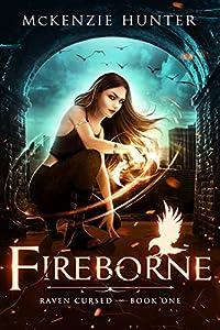 Fireborne (Raven Cursed #1)