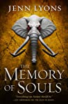 The Memory of Souls by Jenn Lyons