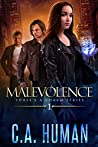 Book cover for Malevolence (Three's A Charm Series Book 1)