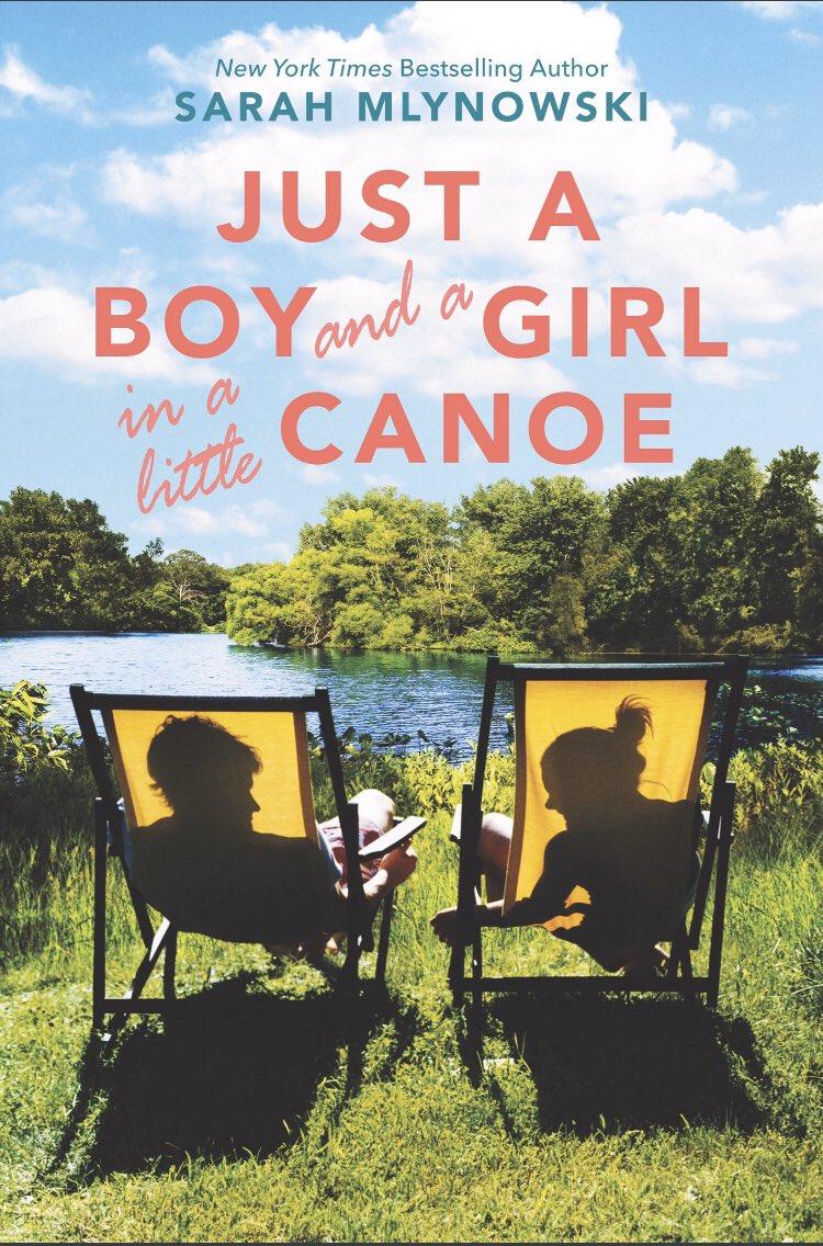 Just a Boy and a Girl in a Litt - Sarah Mlynowski