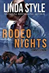 """RODEO NIGHTS (A """"Cowboy Strong"""" Contemporary Western Romance, Book 2)"""