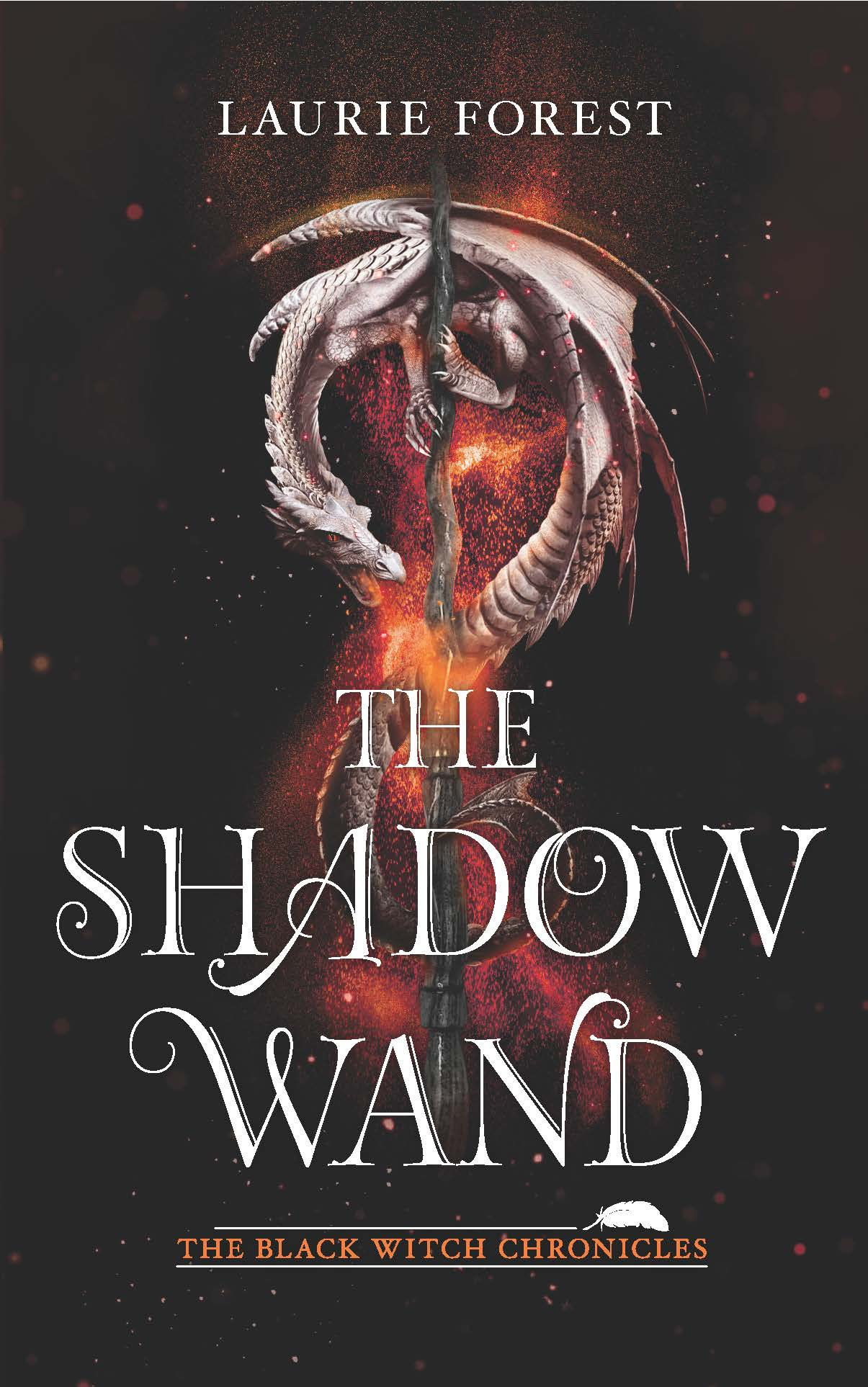 The Shadow Wand (The Black Witch Chronicles, #3)