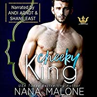 Cheeky King (Royals Undercover, #2)