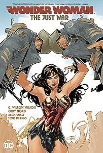 Wonder Woman, Vol. 1: The Just War
