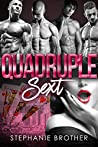 Quadruple Sext (Accidental Stepbrother, #5)