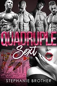 Quadruple Sext (Accidental Stepbrother, #5)