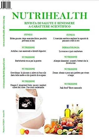 Nutrihealth Maggio 2019 By Roberta Graziano