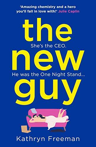 The New Guy - Kathryn Freeman