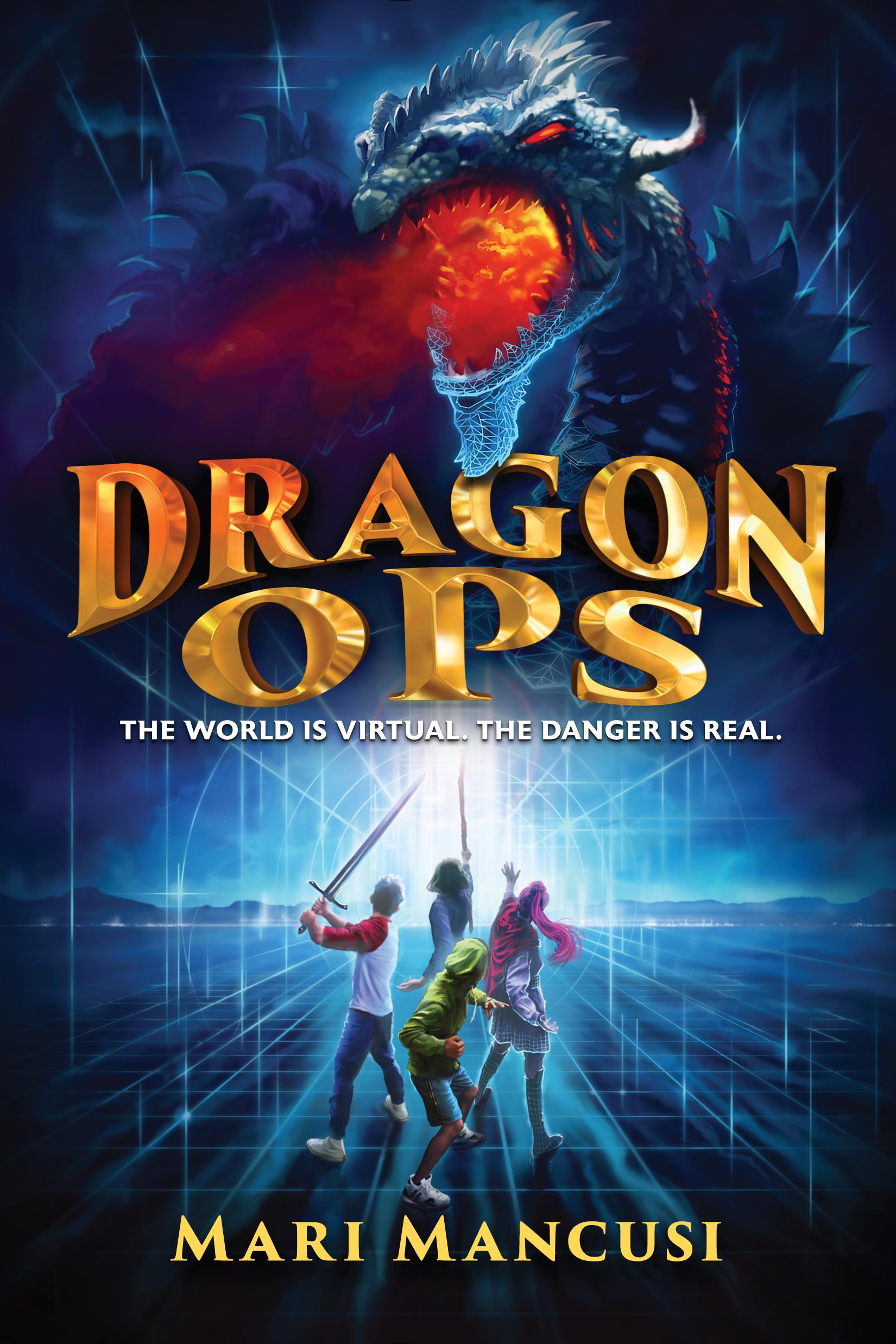 Dragon Ops - Mari Mancusi