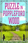 Puzzle in Poppleford Wood (Churchill and Pemberley Series Book 3)