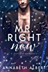Mr. Right Now by Annabeth Albert
