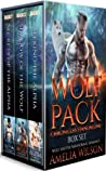 Wolf Pack Chronicles; Boxset (Wolf Pack Chronicles, #1 To #3)