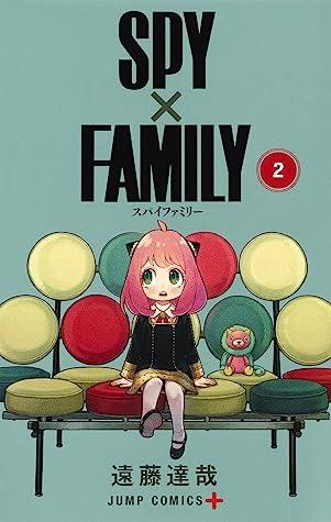 SPY×FAMILY 2 (Spy x Family, #2)