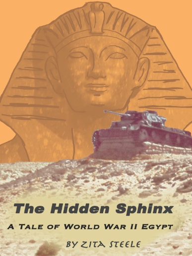 The Hidden Sphinx: A Tale of World War II Egypt