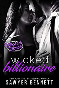 Wicked Billionaire (The Wicked Horse Vegas, #8)