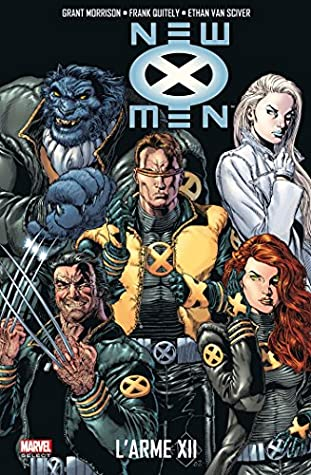 New X-Men, Tome 2 : L'arme XIII