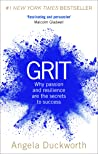 Book cover for Grit: The Power of Passion and Perseverance