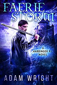 Faerie Storm (Harbinger P.I., #8)
