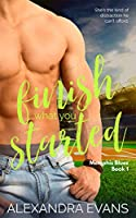 Finish What You Started (Memphis Blues Book 1)