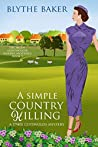 A Simple Country Killing (Helen Lightholder, #5)
