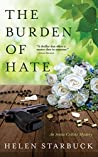 The Burden of Hate (An Annie Collins Mystery Book 3)