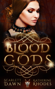 Blood of Gods (Vampire Crown, #4)