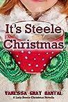 It's Steele Christmas (A Lacy Steele Mystery Book 12)