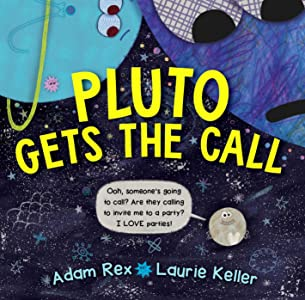 Pluto Gets the Call