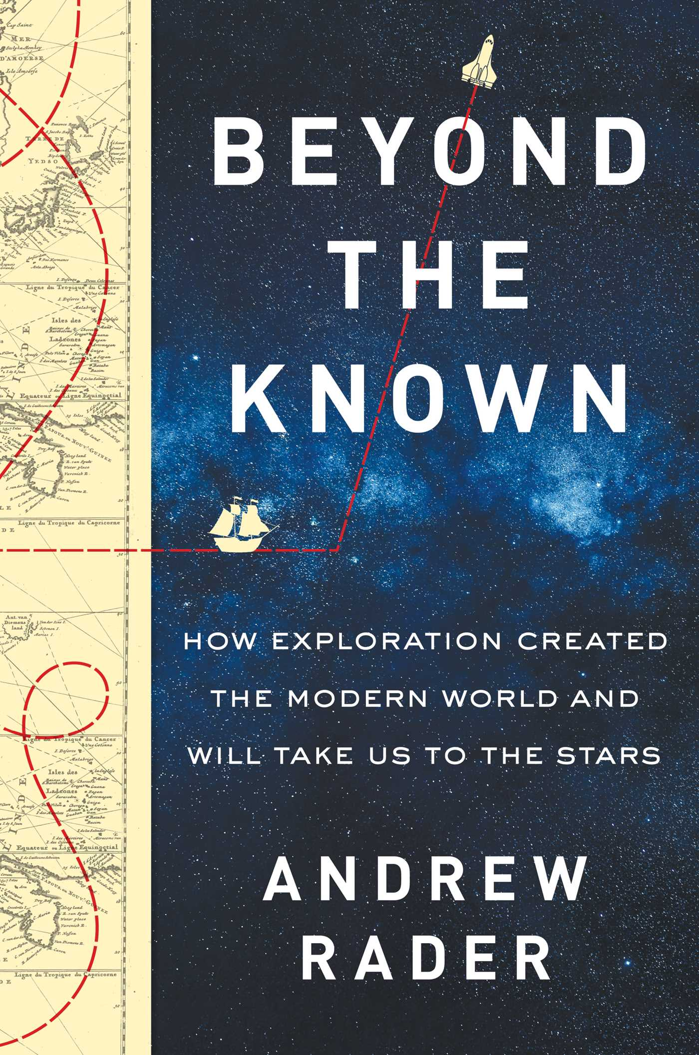 Beyond the Known by Andrew Rader