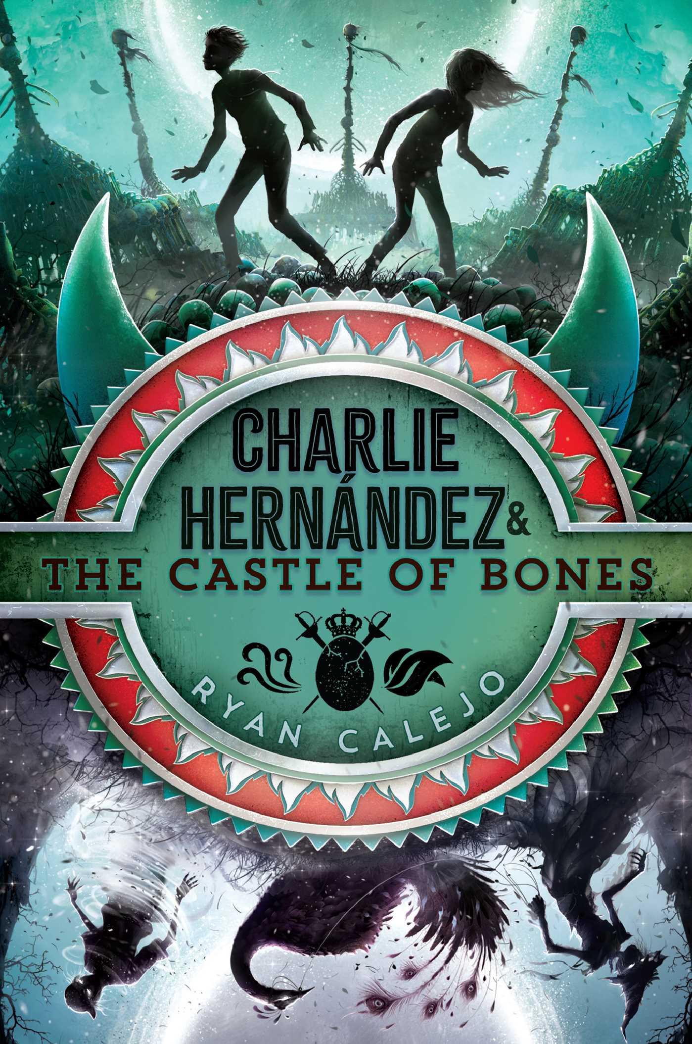 Charlie Hernández the Castle of Bones (Charlie Hernández, #2)