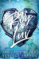 Boy in Luv (In Luv Duet, #2)